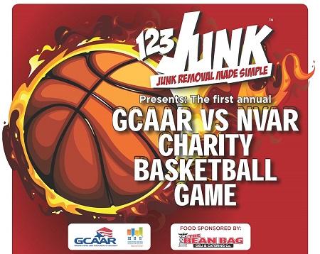 Charity Basketball Game Image