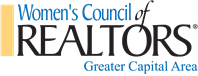 WCR Greater Capital Area Logo